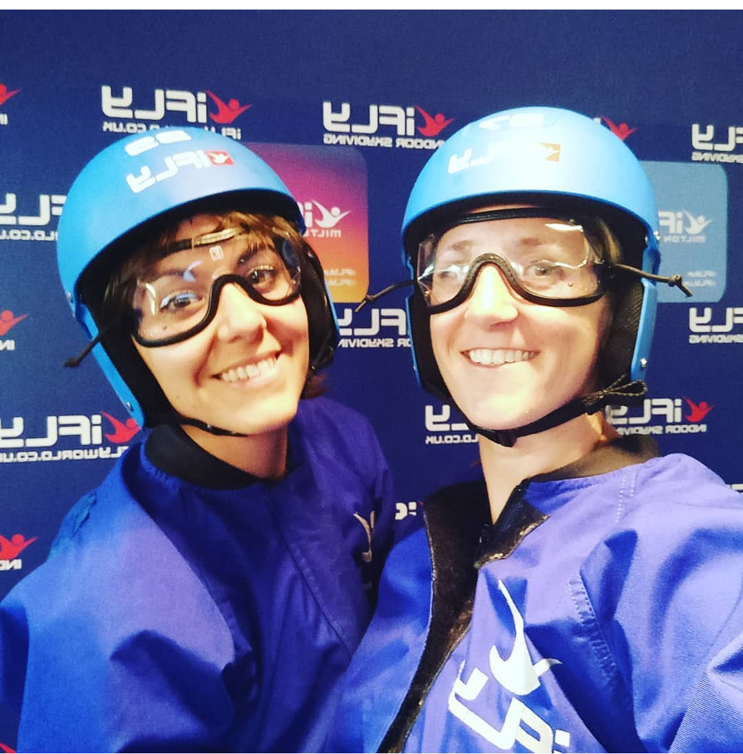 Indoor Skydive - Ifly
